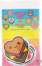 Yummy Luv | STICKER PACK