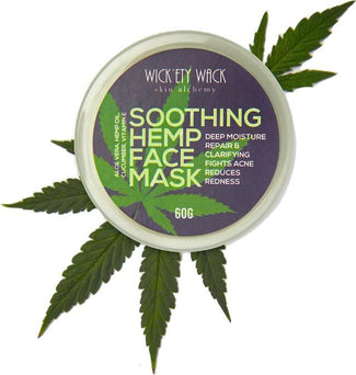 Soothing Hemp | FACE MASK
