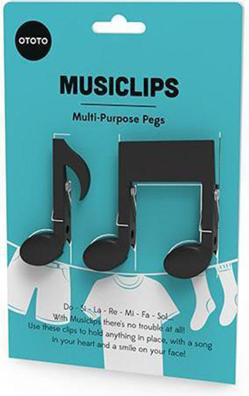 Music | CLIPS PEGS