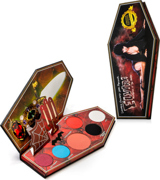 Elvira Mistress Of The Dark | COFFIN PALETTE*