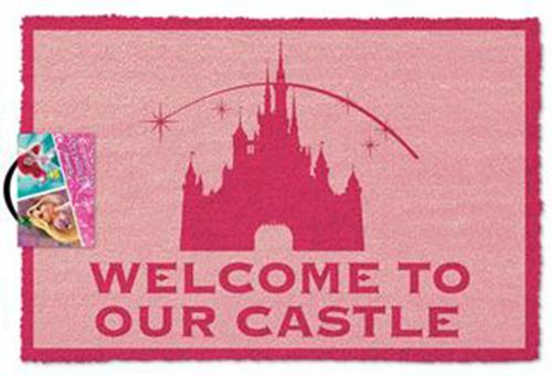 Disney Princess | Welcome To Our Castle DOOR MAT*