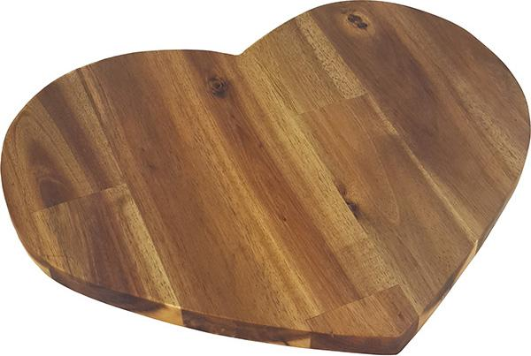 Heart Chopping Board