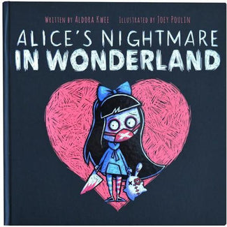 Alice's Nightmare In Wonderland | STORYBOOK