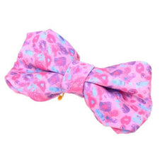 Colourful Rebellion Animal [Pink Leopard] | 2-WAY RIBBON