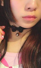 Honey Kitty [Black] | CHOKER