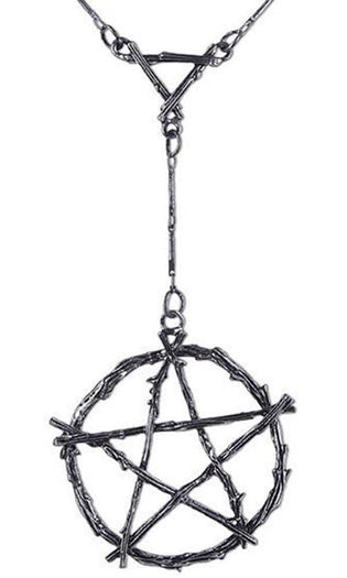 Branch Pentagram | NECKLACE