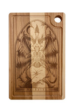 Baphomet [Large] | CHOPPING BOARD