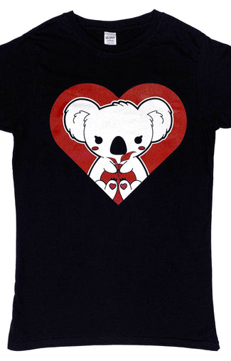 Kawaii Koala | BUSHFIRE CHARITY T-SHIRT LADIES