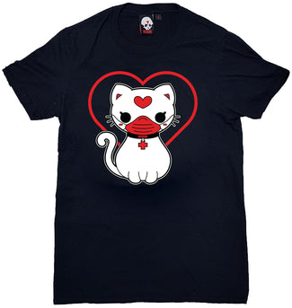 Pawsitivity Kitty | CHARITY T-SHIRT MENS