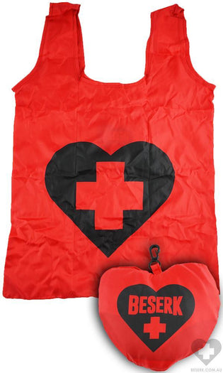 Beserk Heart | REUSABLE BAG