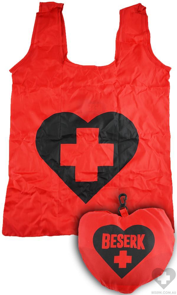 Beserk Heart | REUSABLE BAG*
