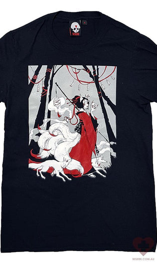 Kitsune Horrors | T-SHIRT MENS