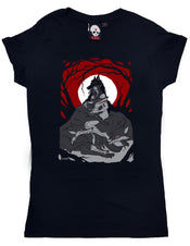 Queen Of Wolves | FITTED T-SHIRT