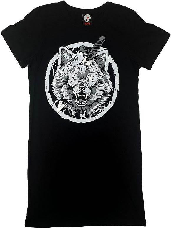 Wolfs Watch | T-SHIRT DRESS