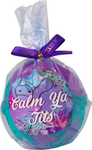 Calm Ya Tits | BATH BOMB