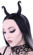 Diabolical Maleficent | HEADBAND