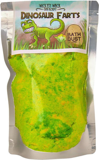 Dinosaur Farts | BATH DUST
