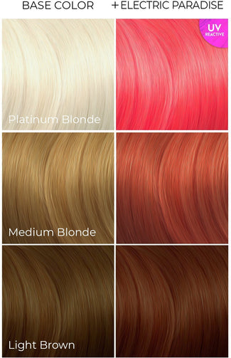 Electric Paradise | HAIR COLOUR [236ml]
