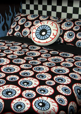 Eyeball | QUEEN QUILT SET
