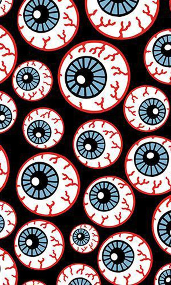 Eyeball | KING QUILT SET