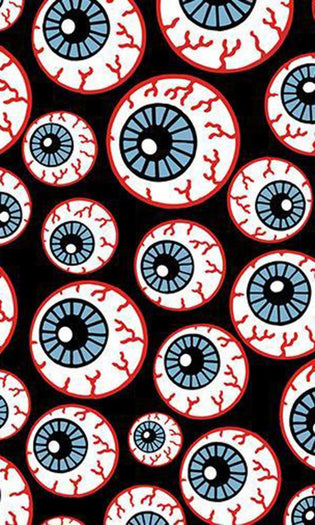 Eyeball | KING QUILT SET*