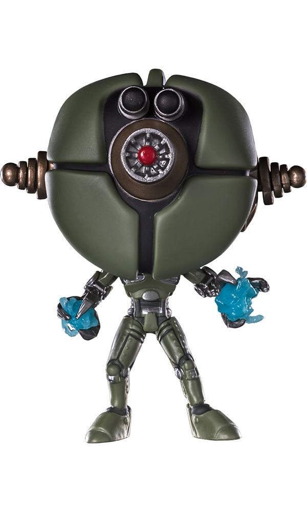 Fallout Assaultron Invader [Glow in the Dark] | NYCC 18 EXCL POP! [RS]*