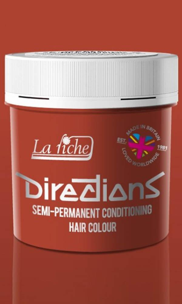 Flame Red | HAIR COLOUR