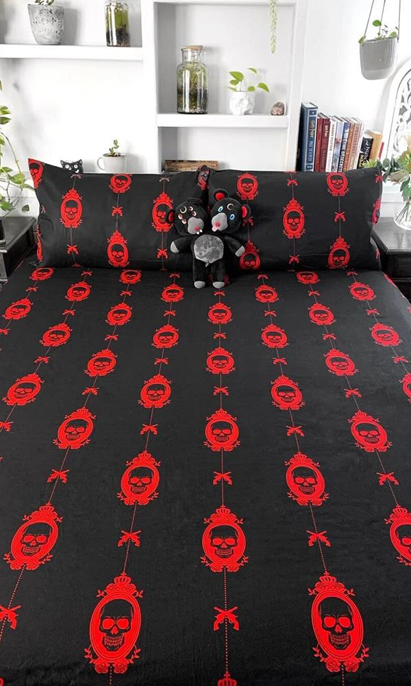 Horror Nightmare | QUEEN QUILT SET