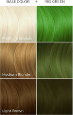 Iris Green | HAIR COLOUR [236ml]