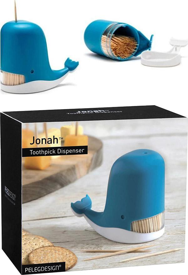 Jonah | TOOTHPICK DISPENSER