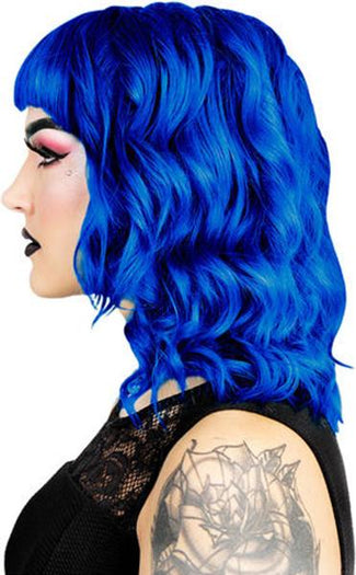 Marge Blue | HAIR COLOUR