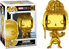 Marvel Studios - Shuri | NYCC 18 Exclusive Pop! Vinyl [RS]*