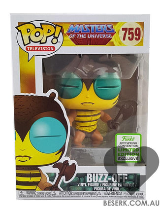MotU - Buzz Off Pop! | ECCC 2019 Spring Convention Exclusives [RS]