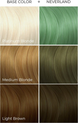 Neverland | HAIR COLOUR [118ml]