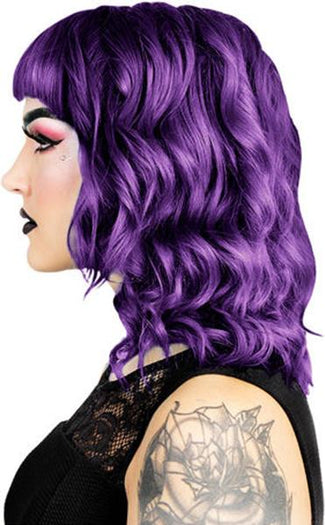 Patsy Purple | HAIR COLOUR