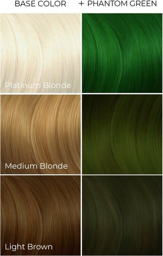 Phantom Green | HAIR COLOUR [118ml]
