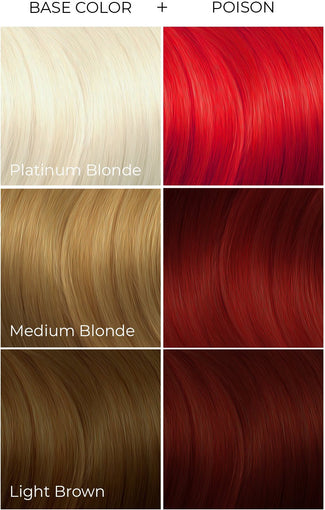 Poison | HAIR COLOUR [236ml]