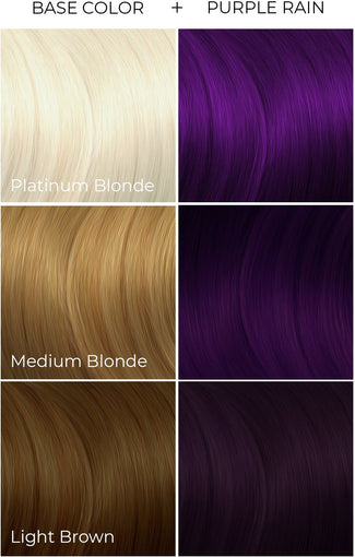 Purple Rain | HAIR COLOUR [118ml]
