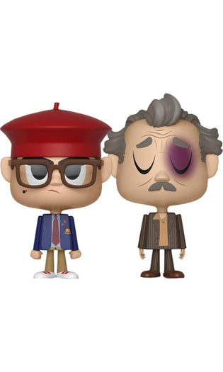 Rushmore - Max Fischer, Herman Blume | NYCC18/ Fall Convention Exclusive Vynl [RS]