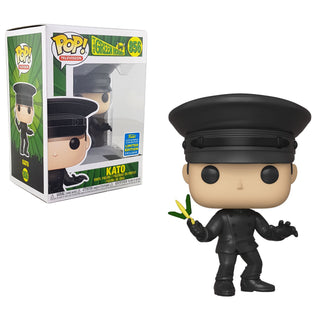 Green Hornet - Kato Pop! Vinyl | SDCC 2019 SUMMER CONVENTION EXCLUSIVES [RS]