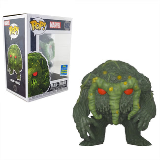 Marvel - Man-Thing Pop! Vinyl | SDCC 2019 SUMMER CONVENTION EXCLUSIVES [RS]