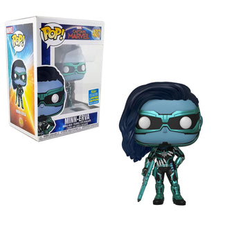 Captain Marvel - Minn-Erva Pop! Vinyl | SDCC 2019 SUMMER CONVENTION EXCLUSIVES [RS]