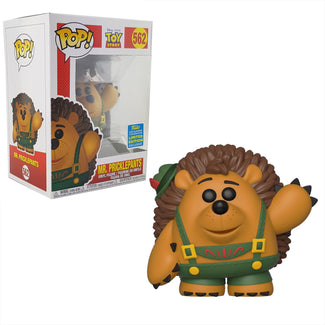 Toy Story - Mr Pricklepants Pop! Vinyl | SDCC 2019 SUMMER CONVENTION EXCLUSIVES [RS]*
