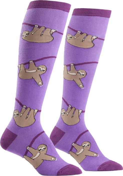 Sloth | KNEE HIGH SOCKS
