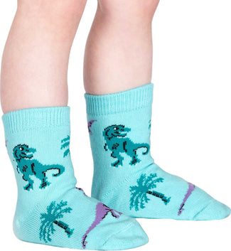 Land Of The Dino | CREW SOCKS TODDLER