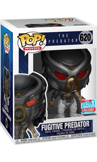 The Predator - Fugitive Predator TR | NYCC18/ Fall Convention Exclusive Pop! Vinyl [RS]