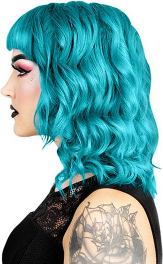 Thelma Turquoise | HAIR COLOUR