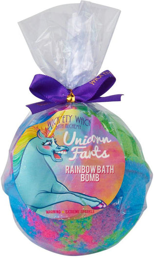Unicorn Farts | BATH BOMB