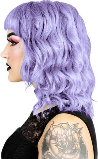 Vicky Violet | HAIR COLOUR