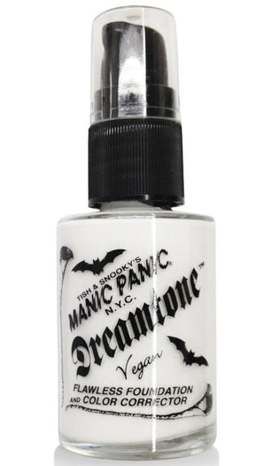Virgin White | DREAMTONE LIQUID FOUNDATION